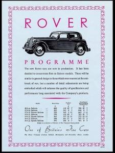 1946 Rover