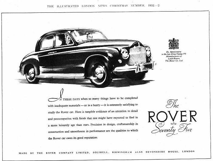 Image result for rover Car advertisement